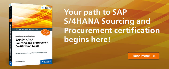 SAP S/4HANA S&P Exam Guide