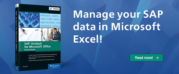 SAP Analysis for Microsoft Office