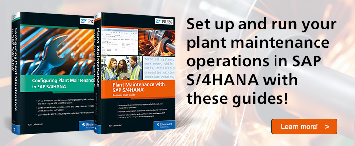 PM with SAP S/4HANA