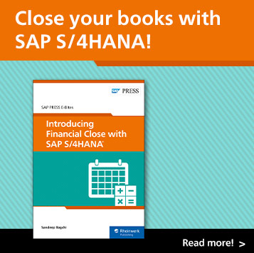 Introducing Financial Close with SAP S/4HANA | SAP PRESS Books and E-Books