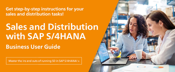 SD with SAP S/4HANA