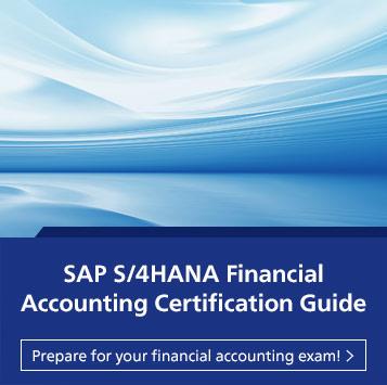 SAP S/4HANA Financial Accounting Exam Study Guide | SAP PRESS Books and E-Books