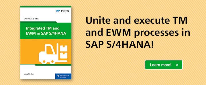 Integrated TM and EWM