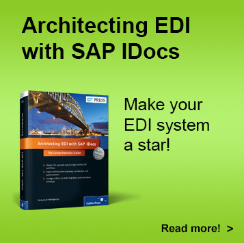 Architecting EDI with SAP IDocs