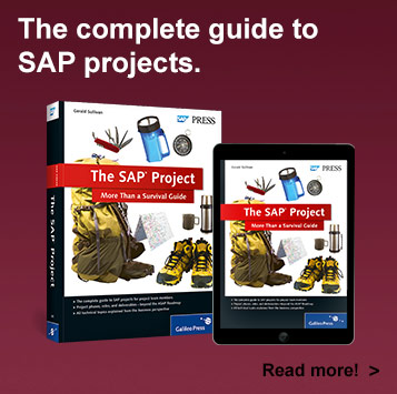 The SAP Project - Implementation Guide - SAP PRESS Books