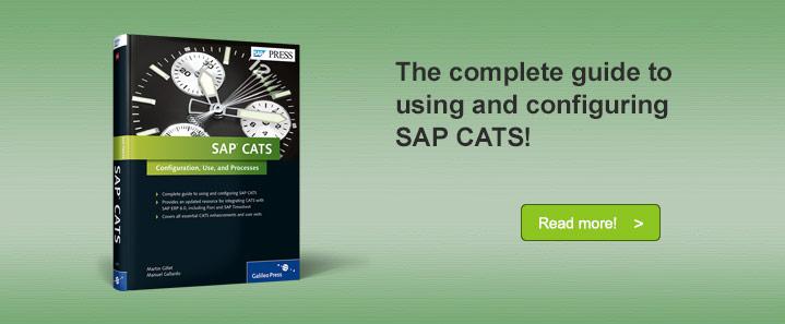 SAP CATS
