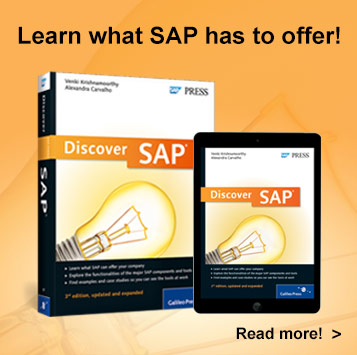 Discover SAP, 3rd Edition