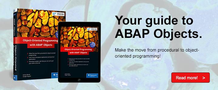OOP/ABAP Objects