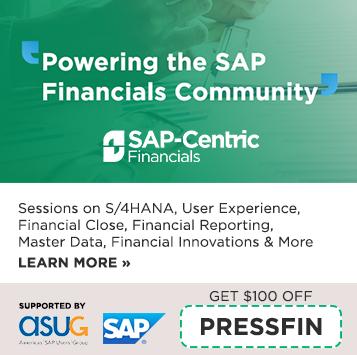 SAP Centric Financials 2018