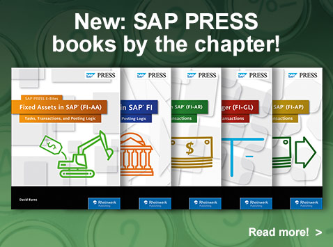 SAP PRESS Chapter E-Bites