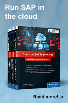 SAP PRESS Cloud Books
