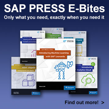 SAP PRESS E-Bites