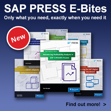 SAP PRESS E-Bites - E-Books