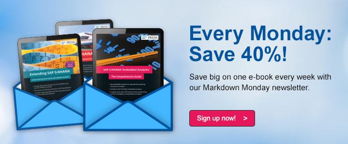 Markdown Monday