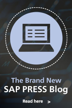 SAP PRESS Blog | Learn from the Experts