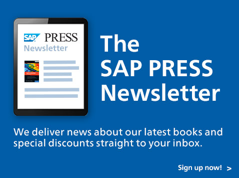 SAP PRESS Newsletter | Learn from the SAP Experts