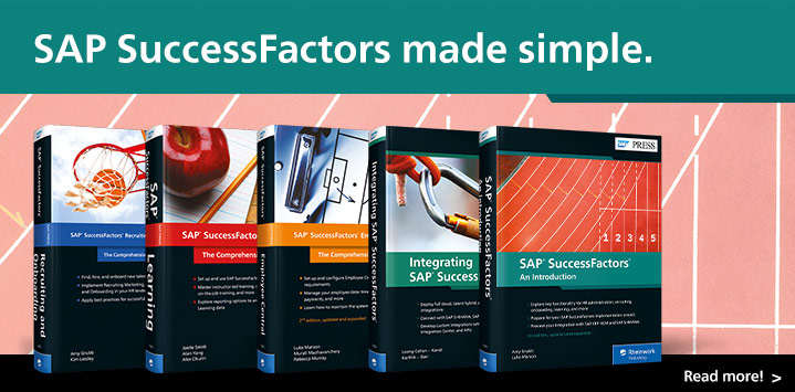 SAP SuccessFactors: SAP PRESS