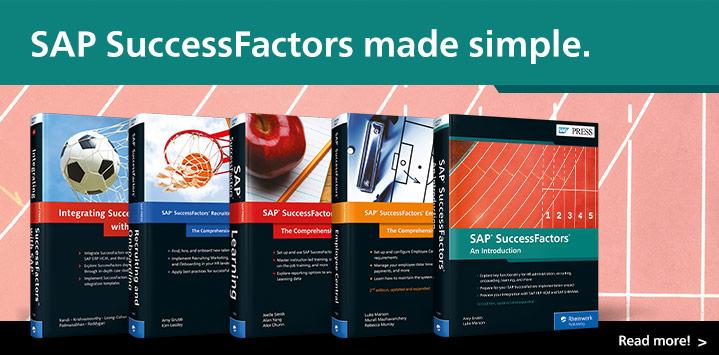 SAP SuccessFactors: SAP PRESS