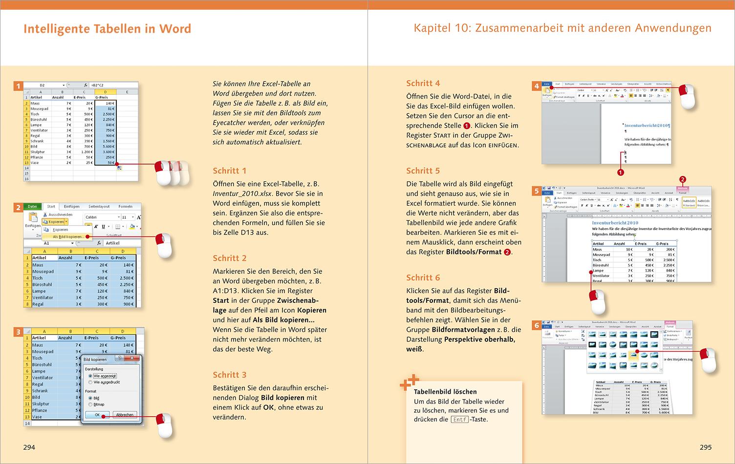 Excel Arbeitsblätter Umbenennen : Excel die anleitung in bildern vierfarben