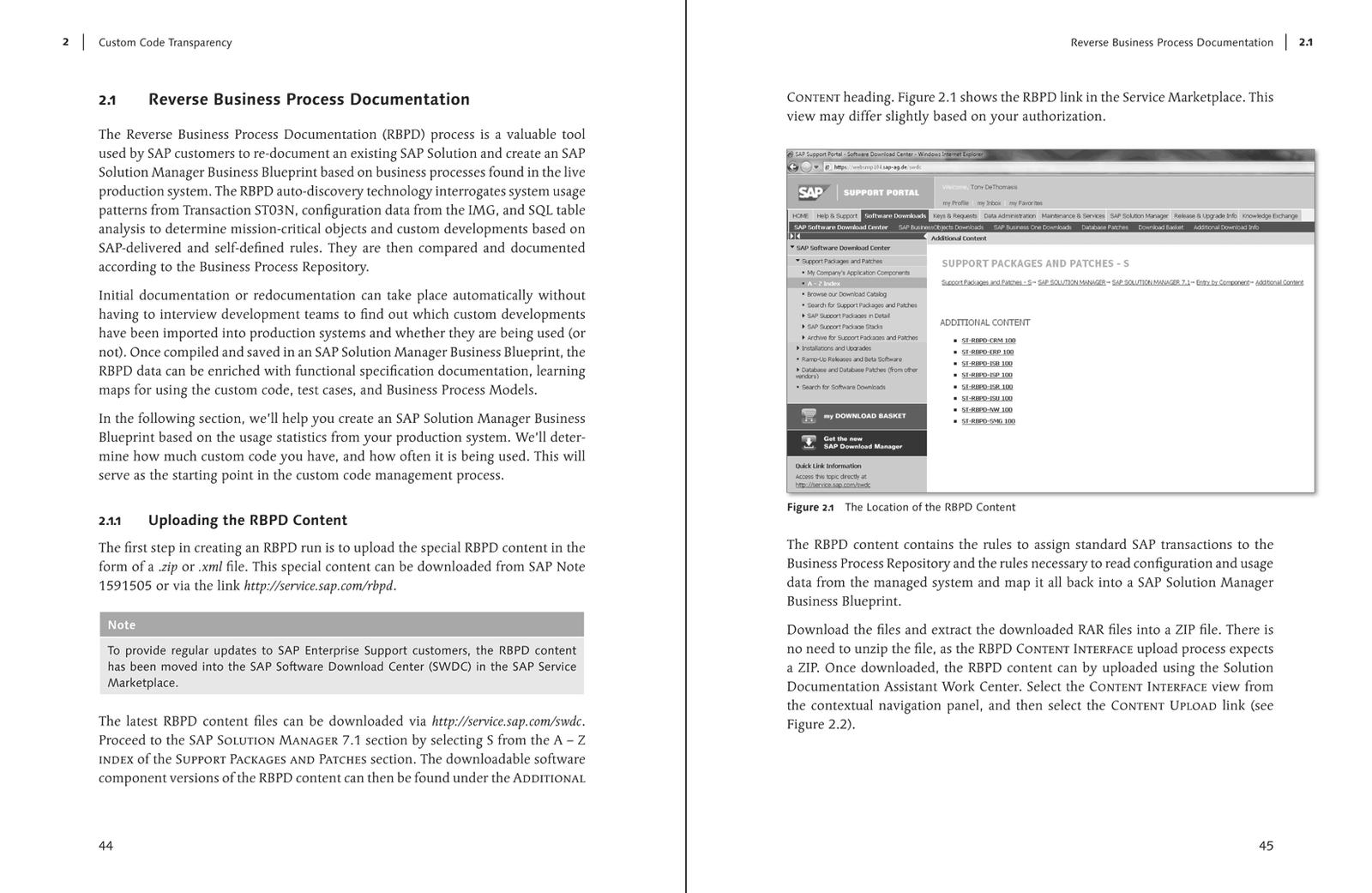 Managing custom code in sap von tony de thomasis al by sap press bildunterschrift optional malvernweather Gallery