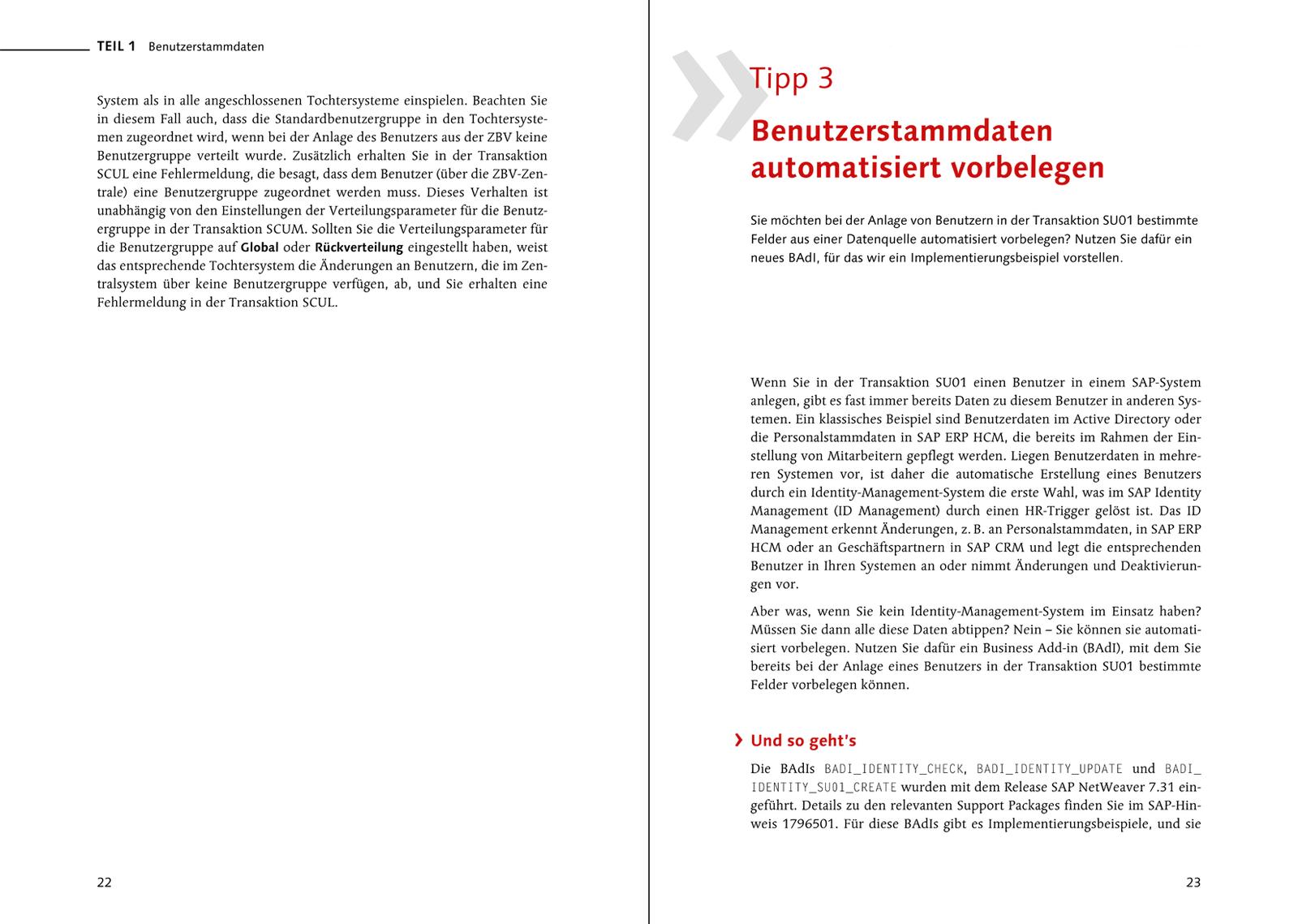 Berechtigungen In Sap 100 Tipps Tricks Von Anna Otto