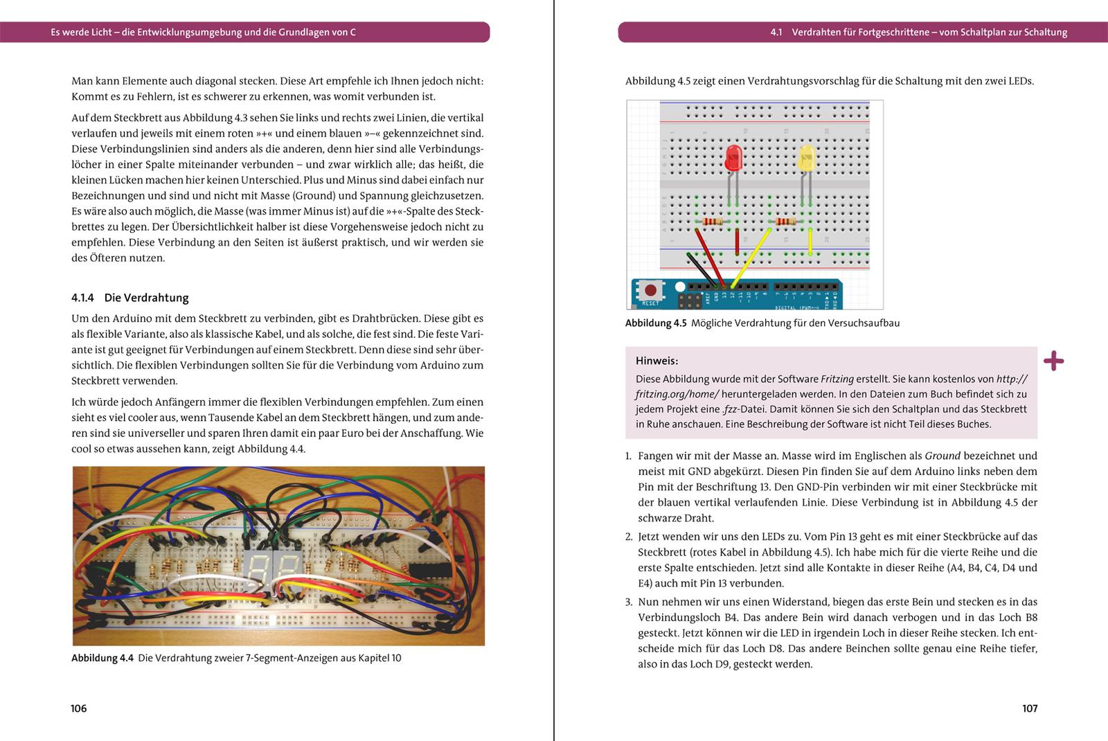 Arduino. Der praktische Einstieg von Benjamin Kappel