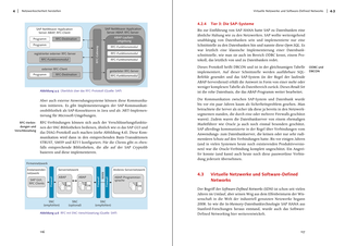 Netzwerksicherheit herstellen - SAP-Landschaft analysieren:Übergang vom Intranet zum SAP-Tier