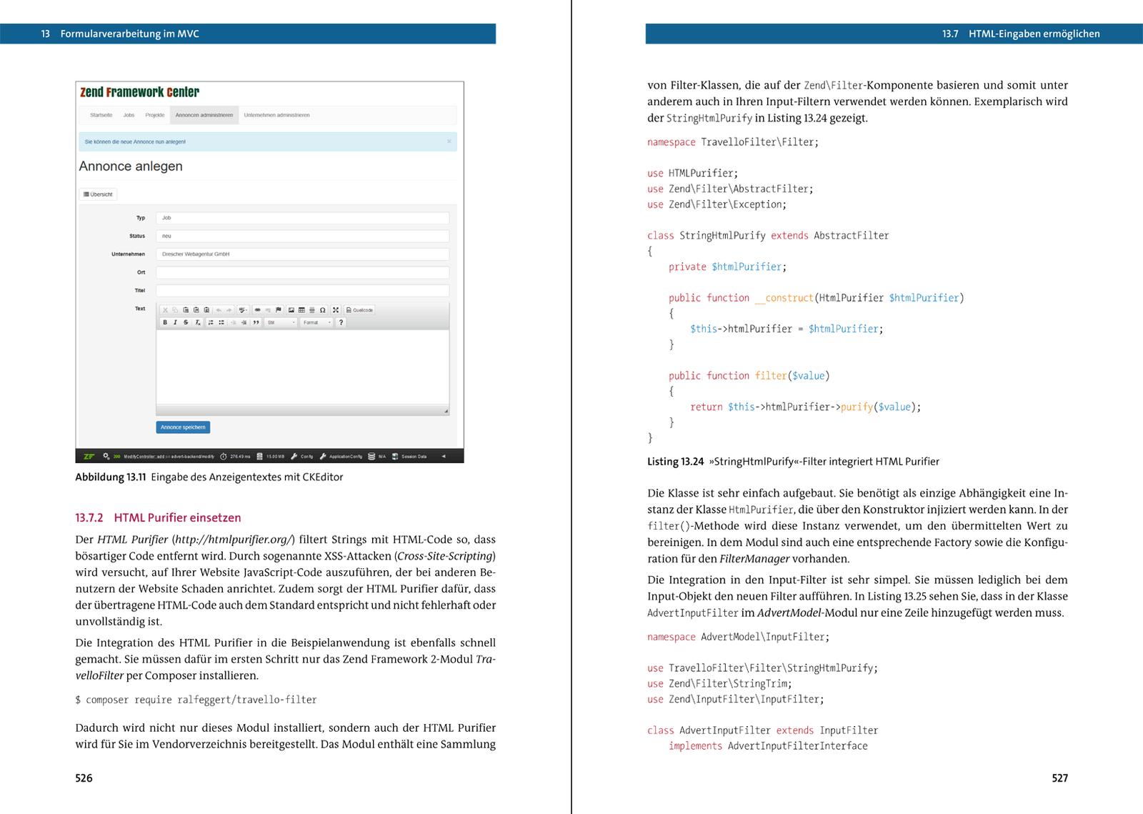 Galileo Computing Framework Webanwendungen Php Framework Download ...