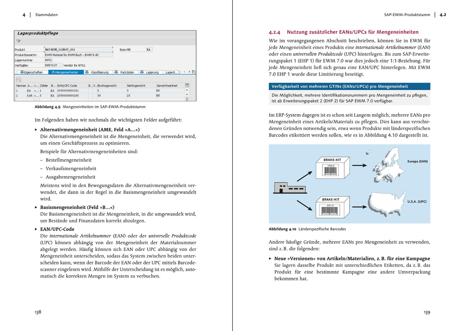 Warehouse Management mit SAP EWM - Das umfassende Handbuch
