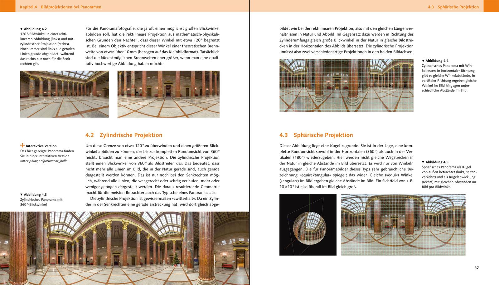 Panoramafotografie. Das Standardwerk in 3. Auflage – Bredenfeld