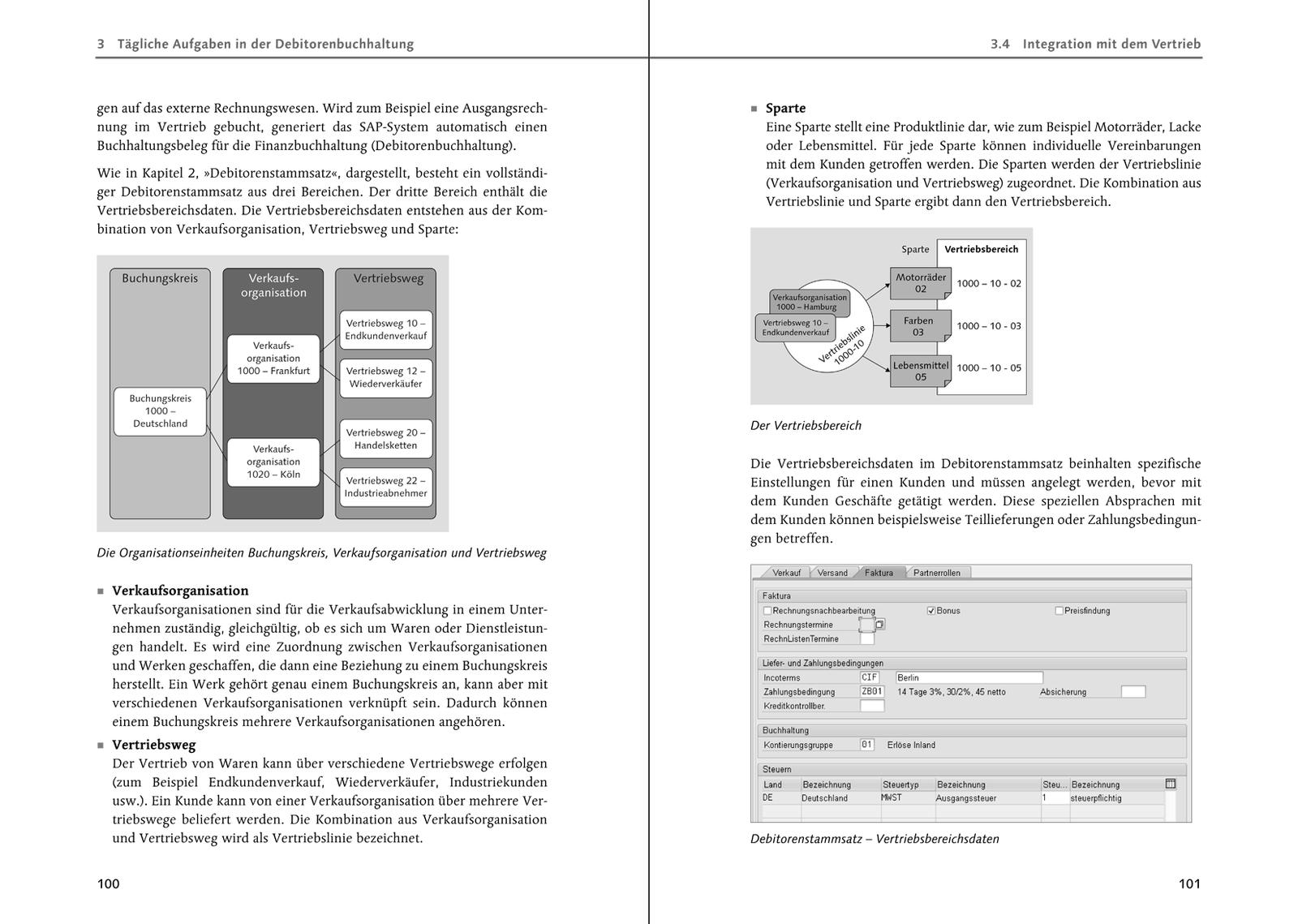 Buchhaltung Mit Sap Der Grundkurs Für Anwender Sap Press