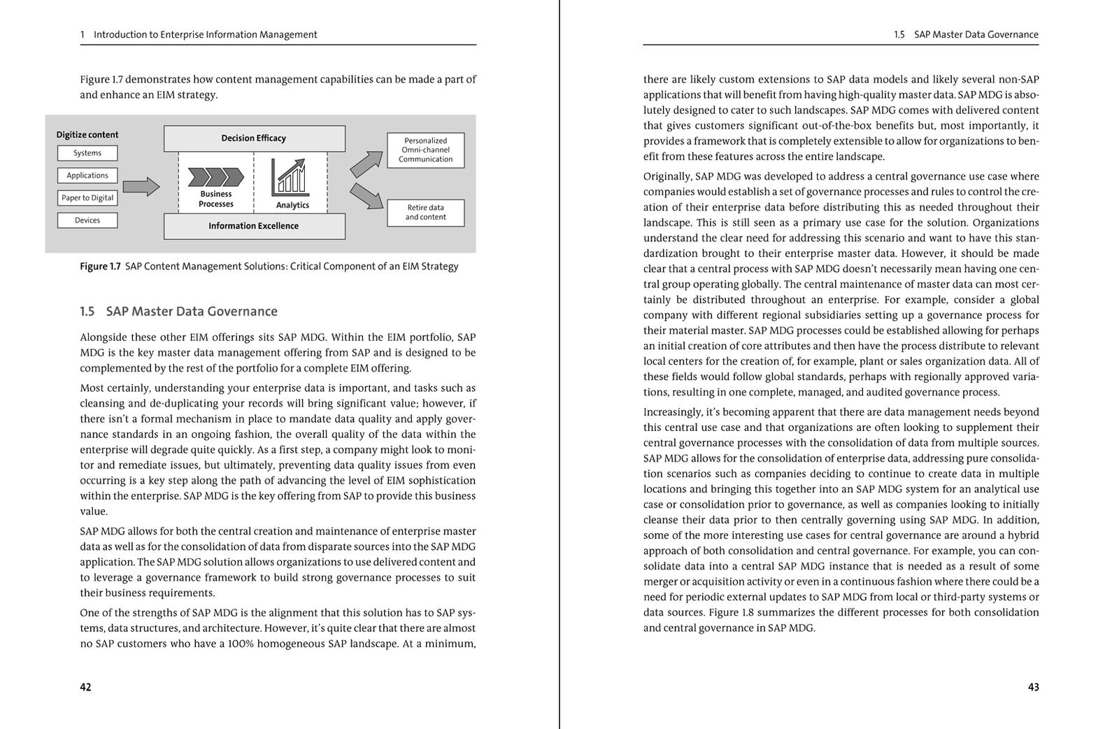 SAP MDG (SAP Master Data Governance) | Book and E-Book - by SAP PRESS