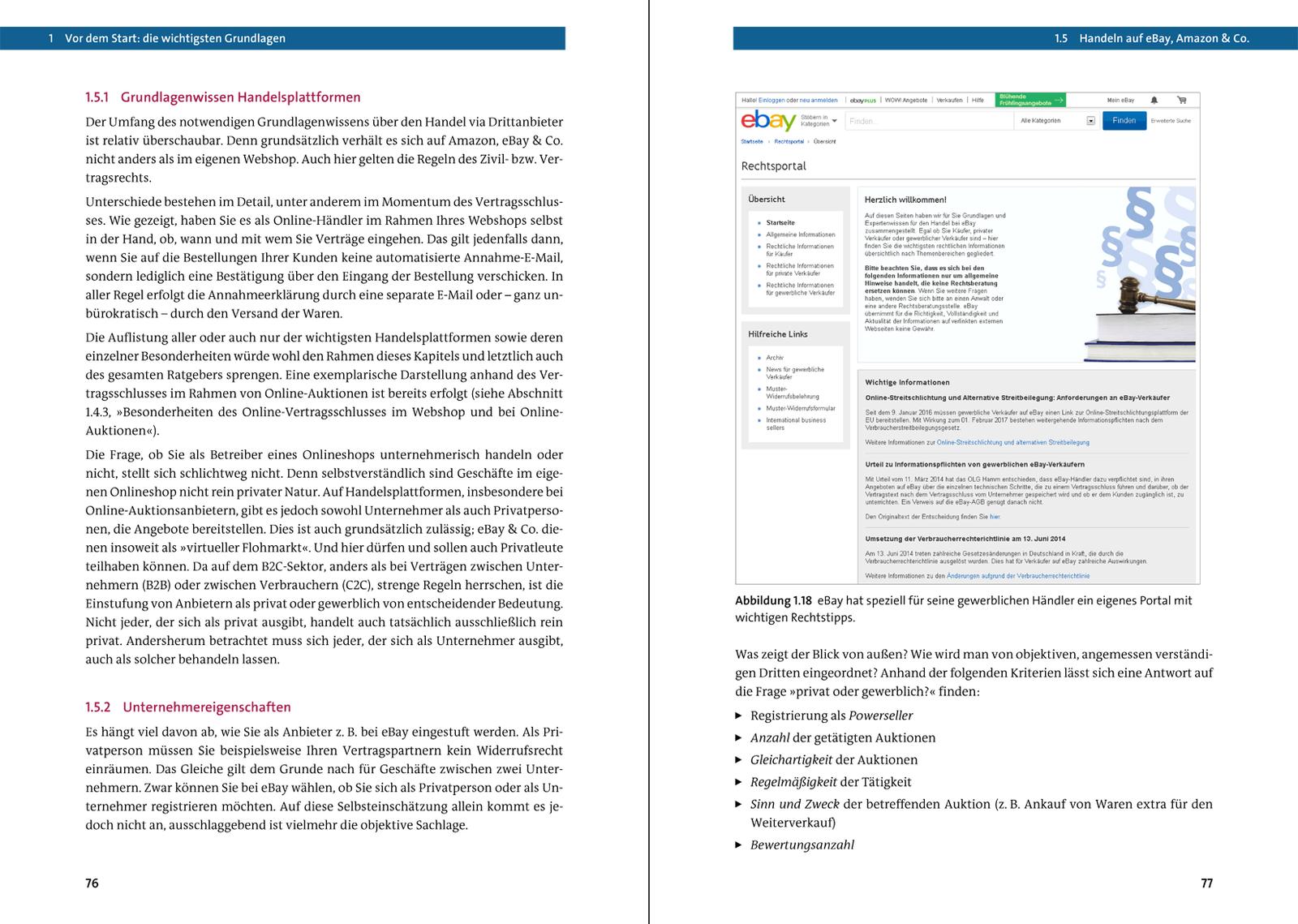 Recht Für Webshop Betreiber Das Umfassende Handbuch Rheinwerk