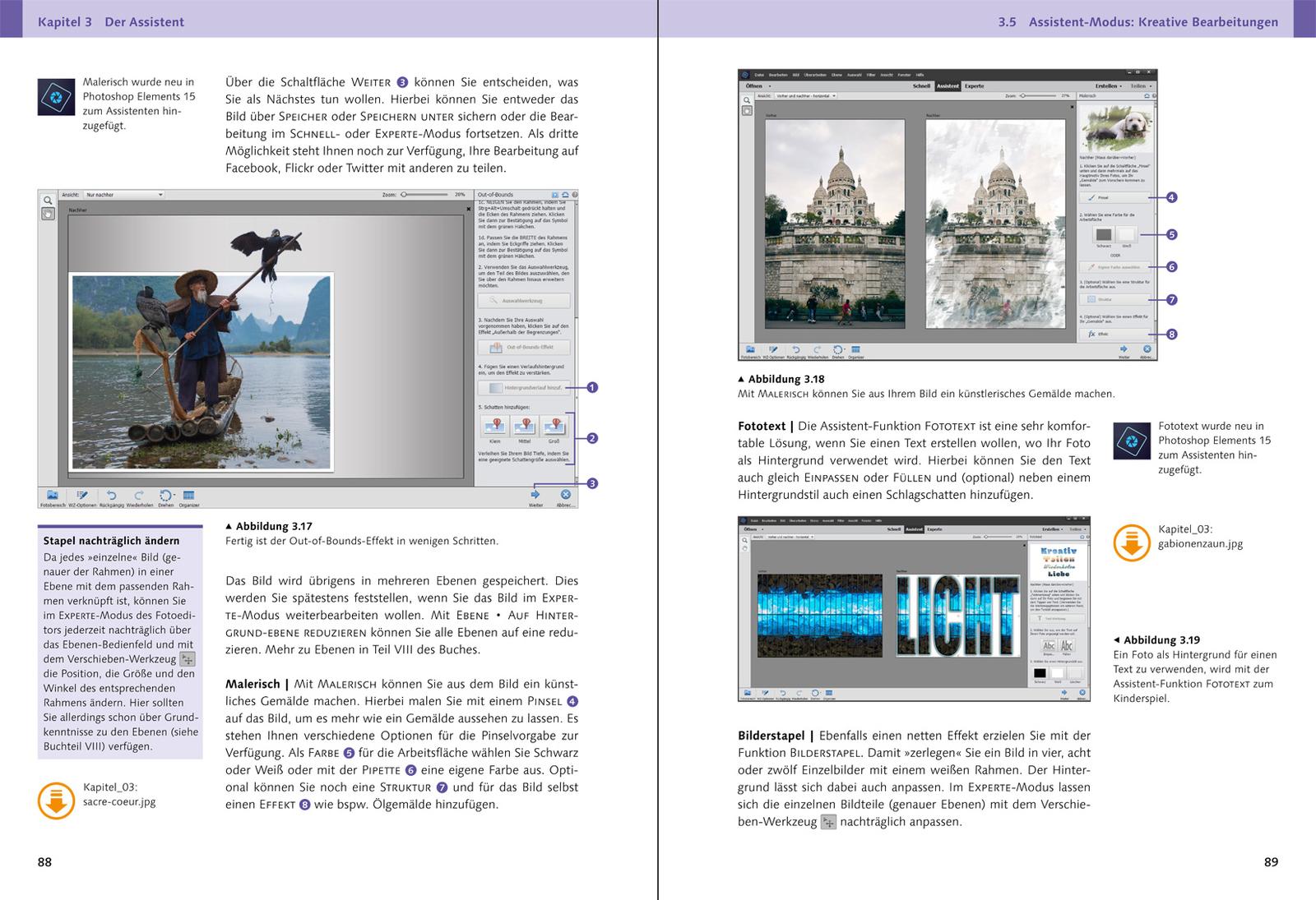 Photoshop Elements 15. Das umfassende Handbuch. Jürgen Wolf