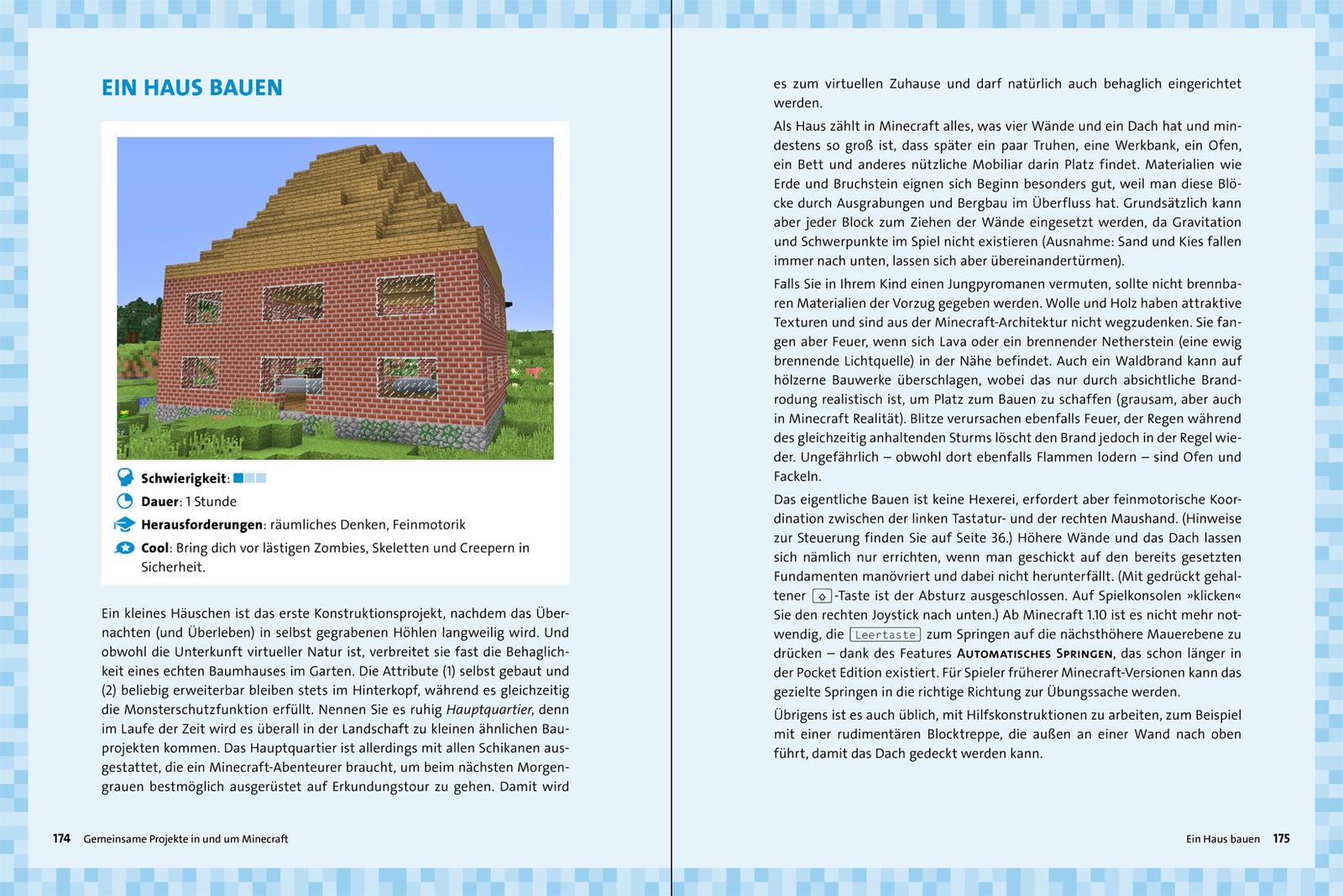 Der MinecraftCoach Für Eltern Von Richard Eisenmenger Rheinwerk - Minecraft gemeinsam spielen ipad