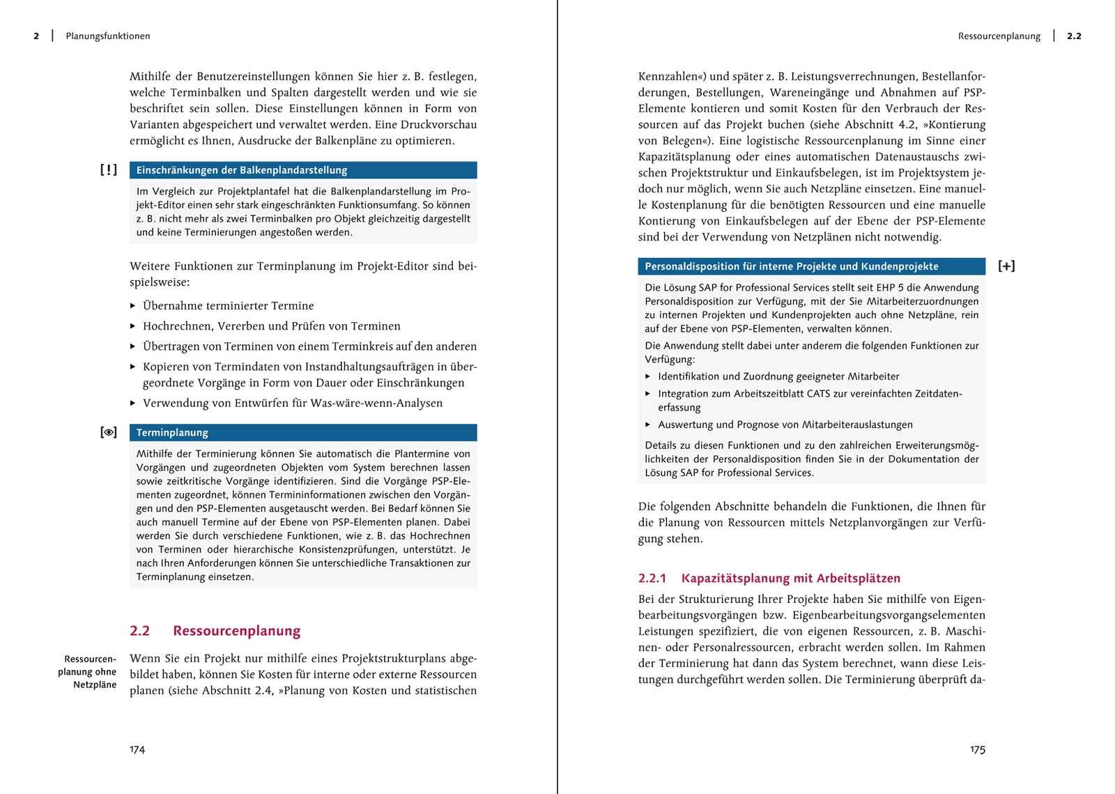 Projektmanagement mit SAP Projektsystem von Mario Franz (SAP PRESS)