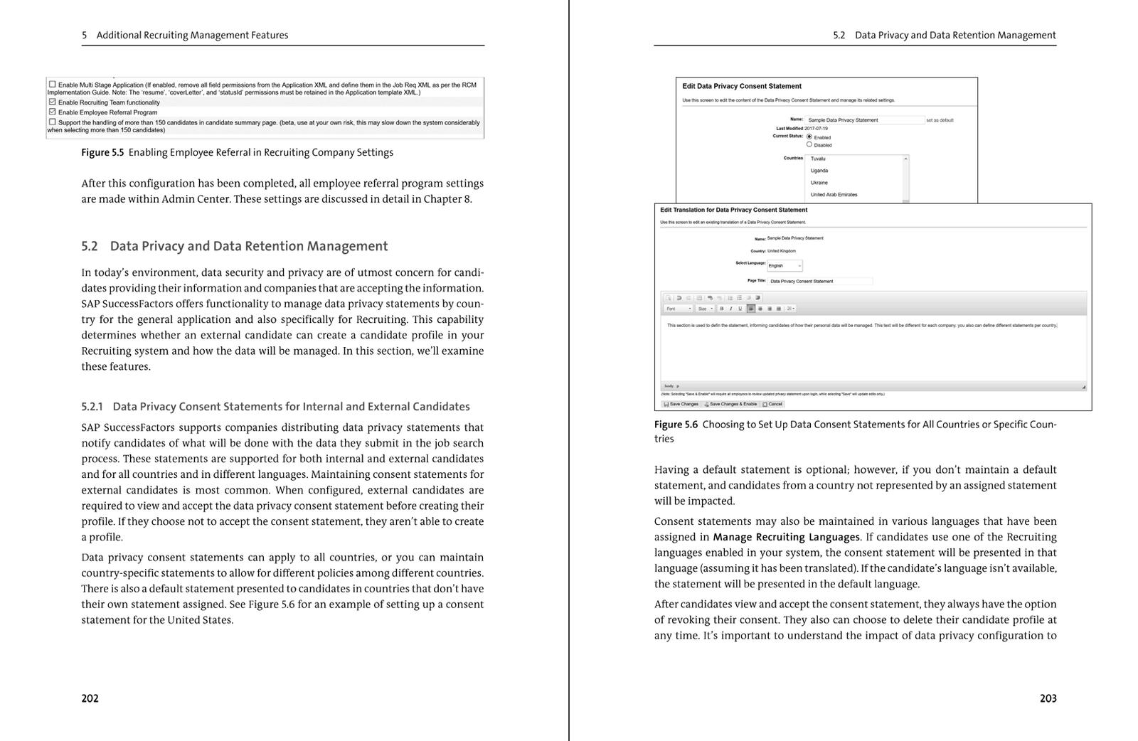 Benefits of SAP E-Recruiting