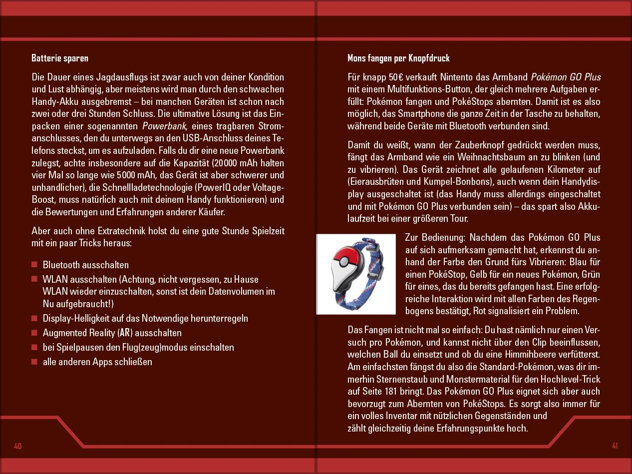 Mein pok book coole tipps tricks und gameplay facts for Aussortieren tipps