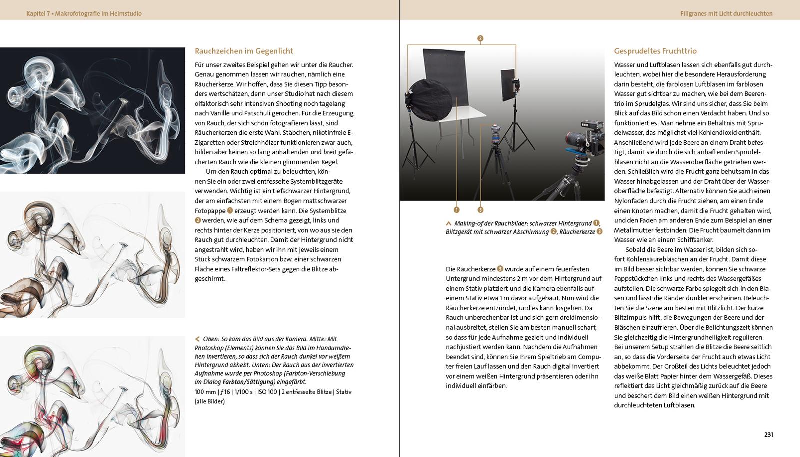 Makrofotografie. Die große Fotoschule von Kyra und Christian Sänger