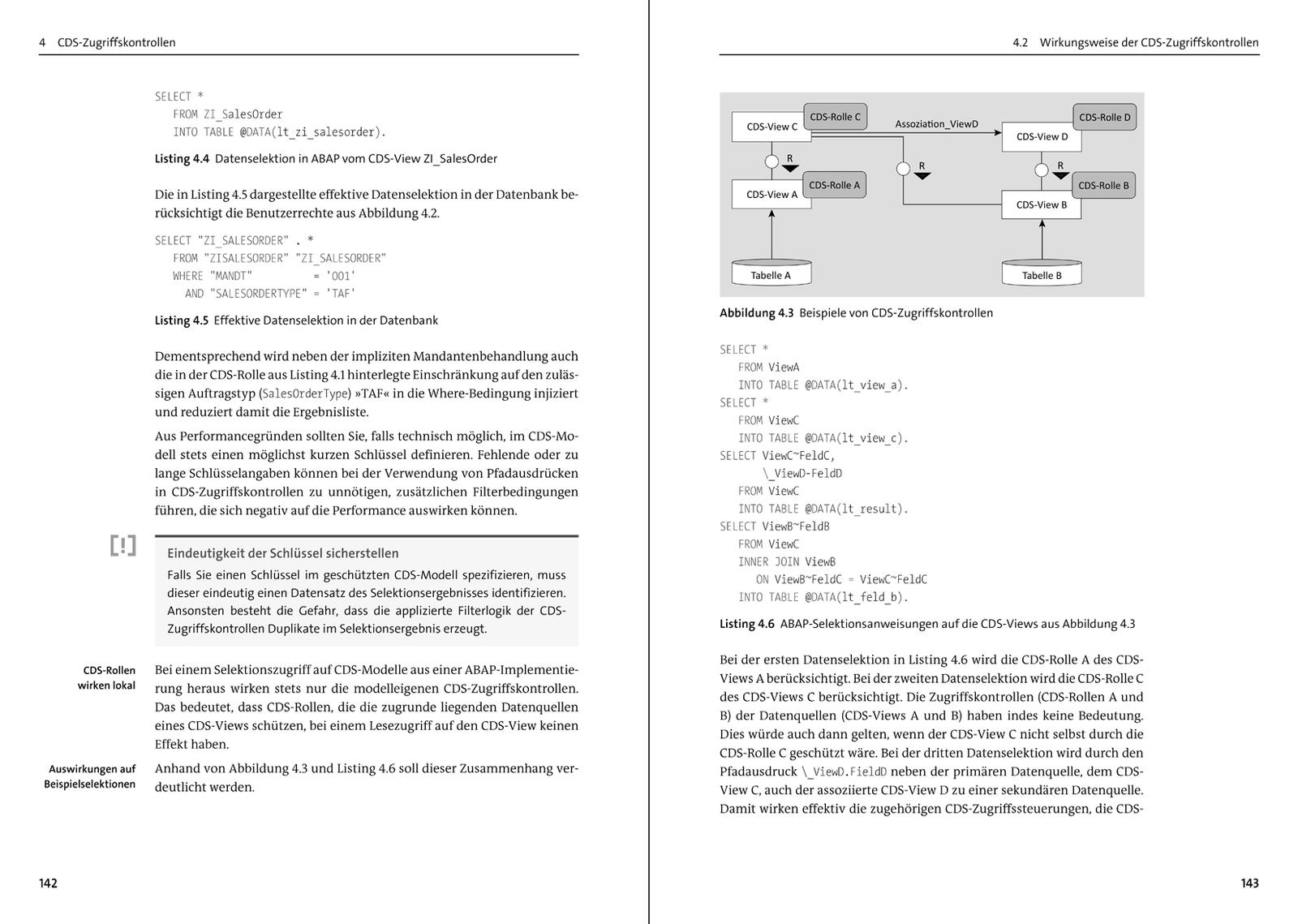 Core Data Services für ABAP