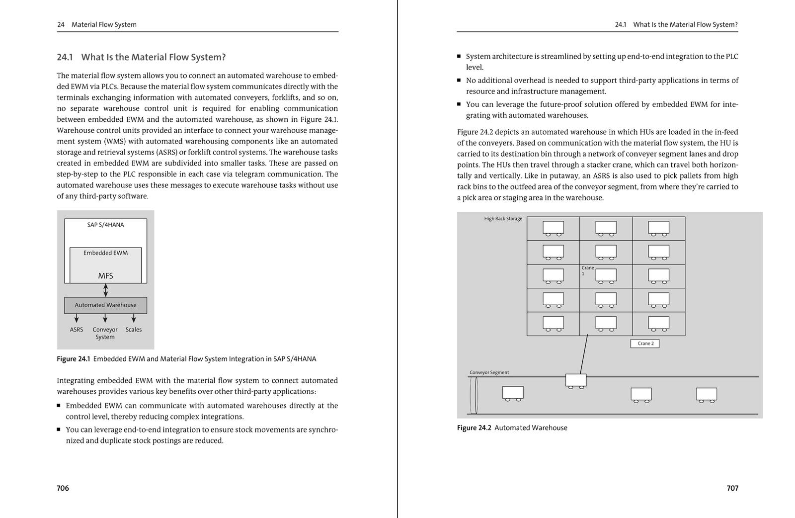 Warehouse Management in SAP S/4HANA - Embedded EWM