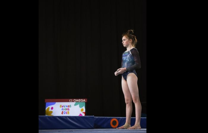 Emma Youth Olympics