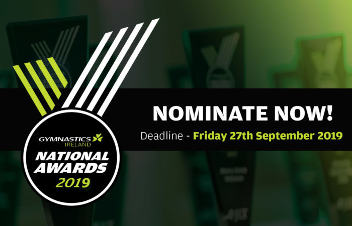 Nominate Now 2019