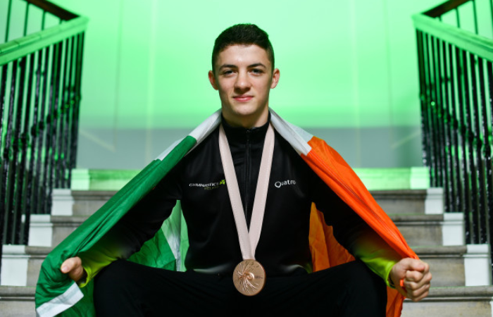 Rhys Mc Clenaghan Worlds 2019