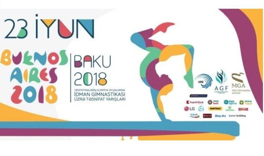 Baku Qualifiers 2018