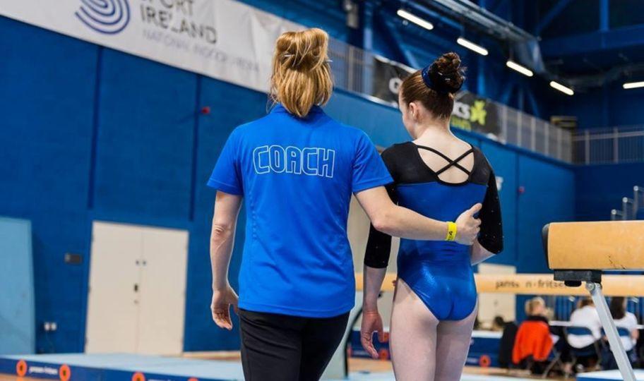 Coach Gymnast