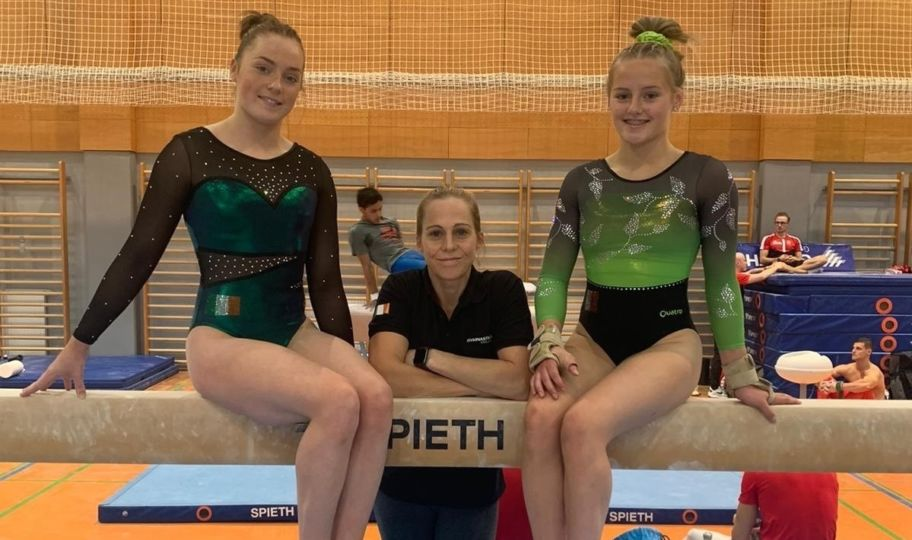 Emma Slevin Slovenia Final