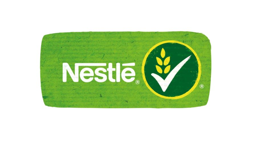 Nestle Official Sponsors Logo