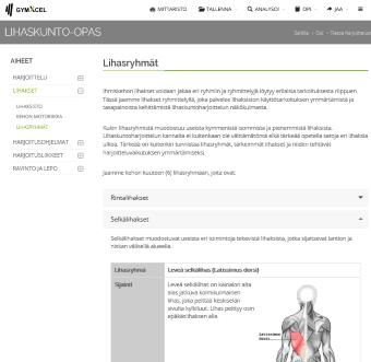 Lihaskunto-opas