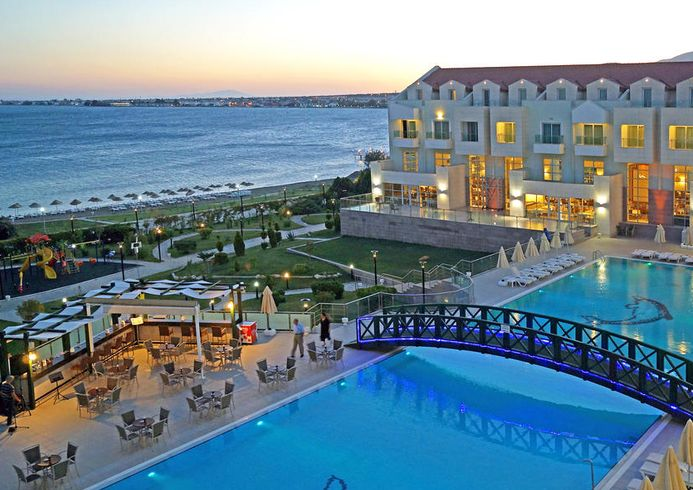 Adrina Hotel De Luxe Spa - Edremit, Balikesir